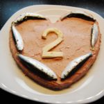 Jazz (Golden retriever) tortája